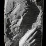 BENEDICTUS marmo bianco di carrara 2010  90x26x10 (1)
