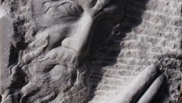 BENEDICTUS marmo bianco di carrara 2010  90x26x10 (3)