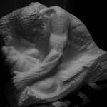 abbraccio II marmo statuario di carrara 2008  90x75x45 (1)