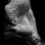 abbraccio II marmo statuario di carrara 2008  90x75x45 (3)