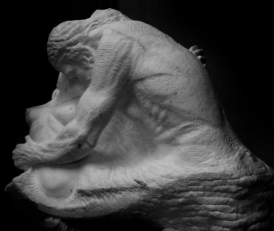 abbraccio II marmo statuario di carrara 2008  90x75x45 (8)