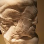 due volti marmo statuario di carrara   50x45x30 (1)
