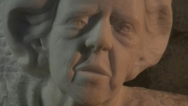 ritratto Rosa marmo statuario di carrara 2009  40x30x36 (1)
