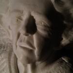 ritratto Rosa marmo statuario di carrara 2009  40x30x36 (2)