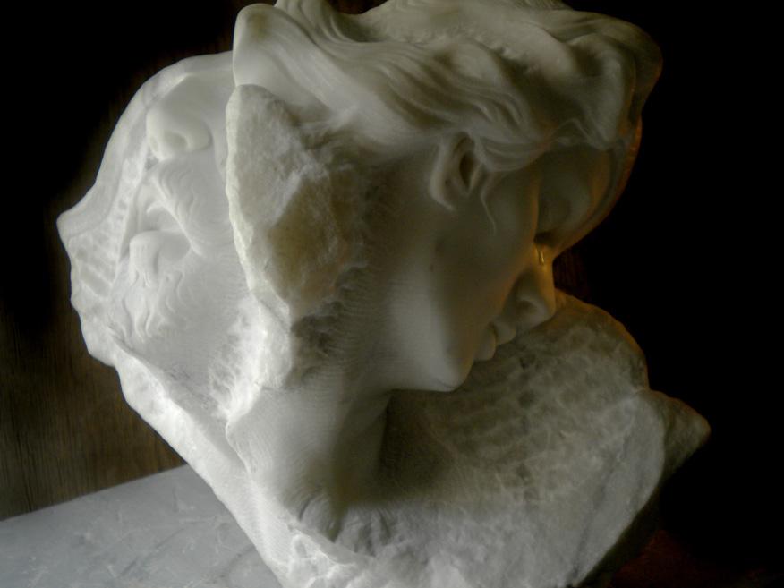trevolti marmo statuario di carrara 2011  38x45x30 (7)